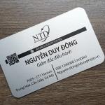 in card visit giá rẻ ở Hà Nội